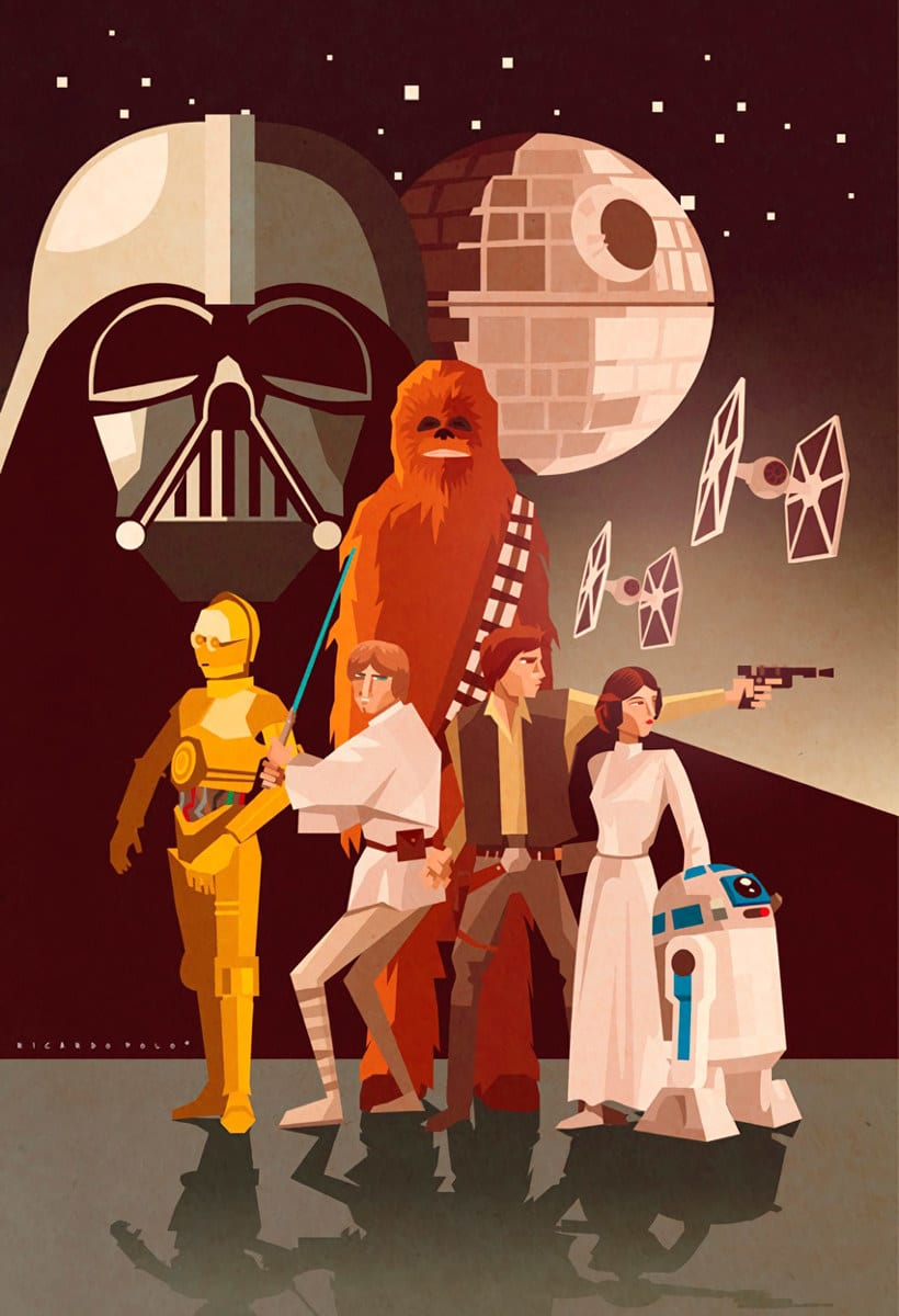 May the 4th be with you: 10 proyectos para amantes de Star Wars 16