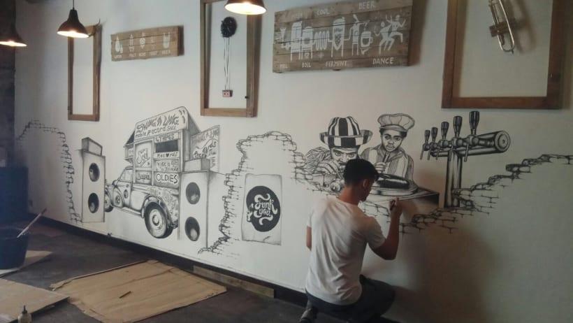 Cuanto Puedo Cobrar Por Este Mural Bellas Artes Domestika