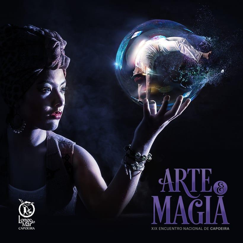 Fotografía creativa y fotocomposición con Photoshop: «Arte & Magia» 5