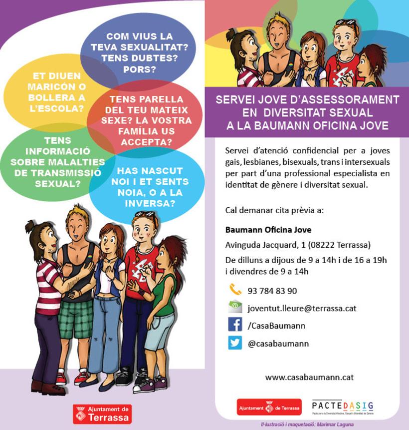 Servei Jove per a la Diversitat Sexual 0