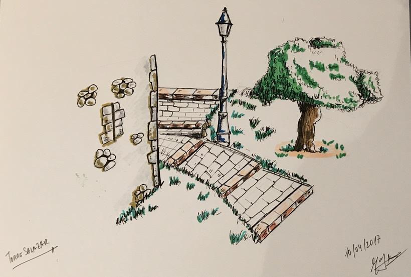 Mi Proyecto del curso: Dibujo para principiantes nivel -1 0