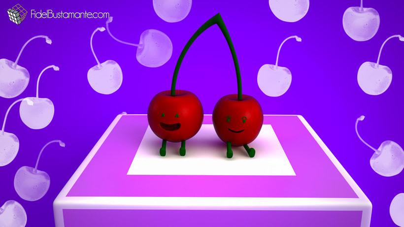 Oh, mon cherry! 3