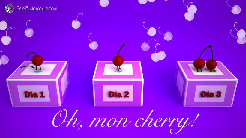 Oh, mon cherry! 0