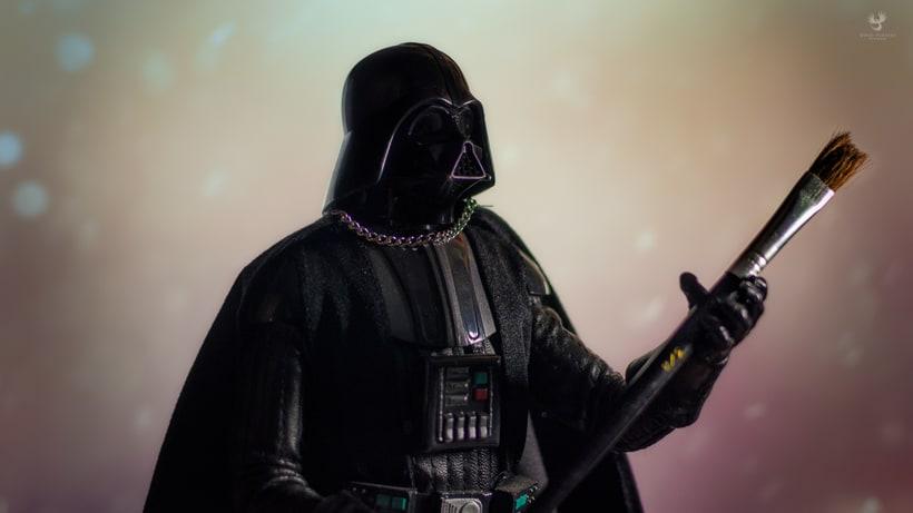 Star Wars: El ataque de los pinceles -1
