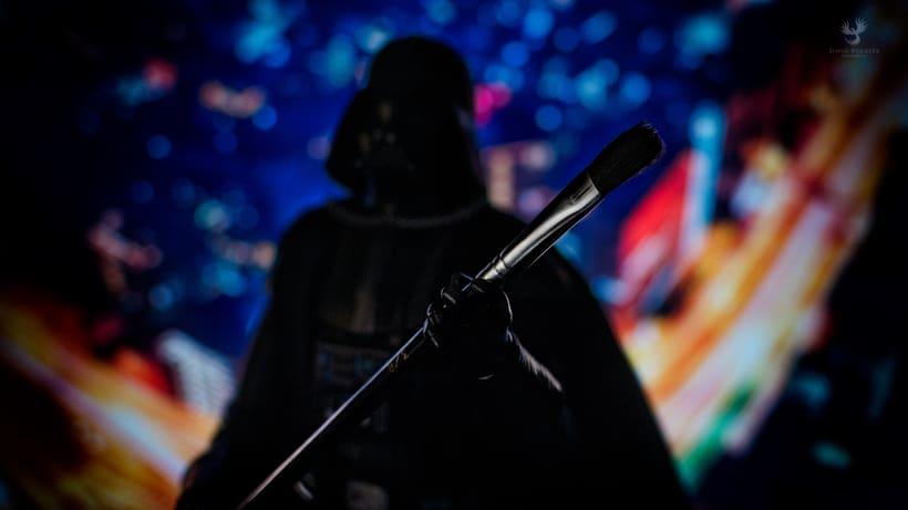 Star Wars: El ataque de los pinceles 0