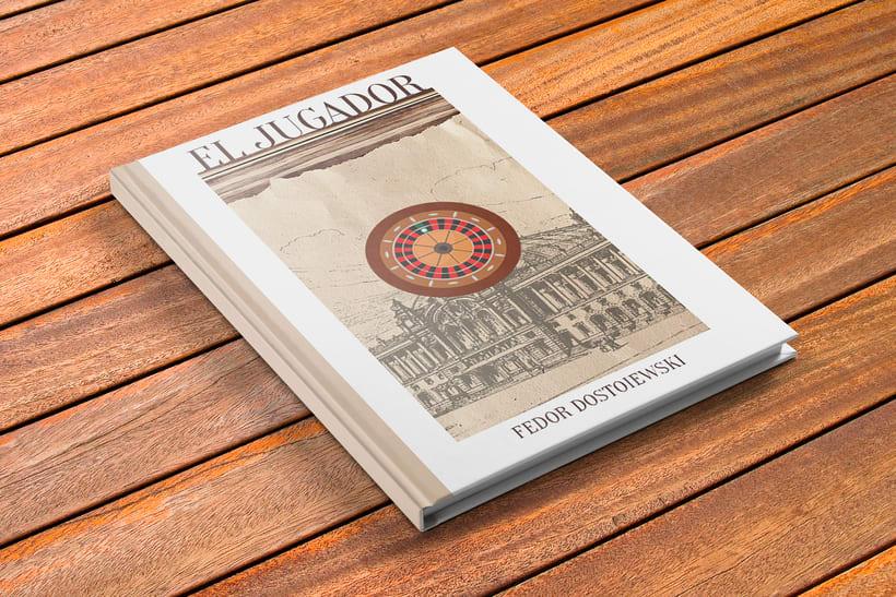 Diseño Editorial: portada 1