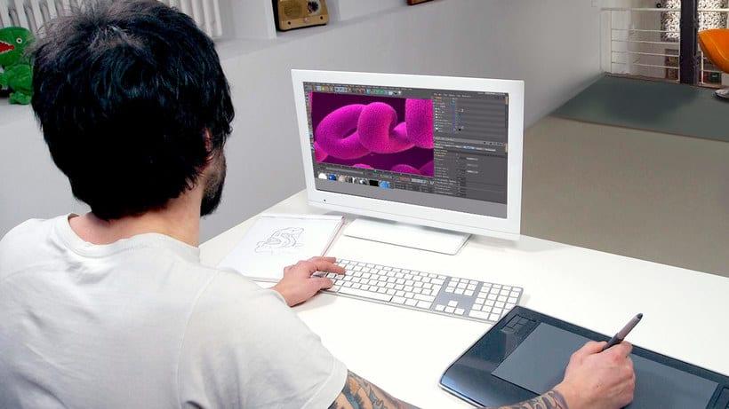 Técnicas para crear letterings 3D con Zigor Samaniego 3
