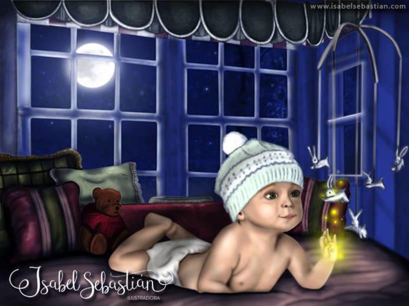 Magic baby -1