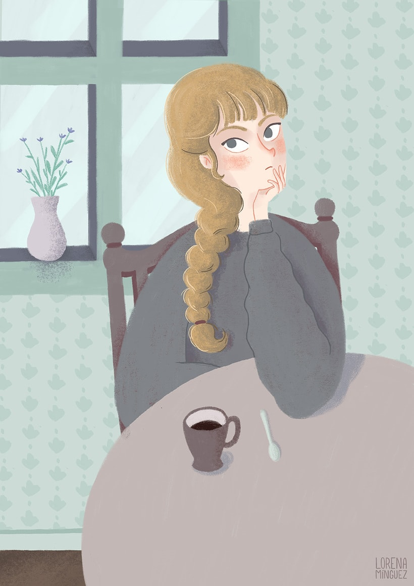 Café frío -1