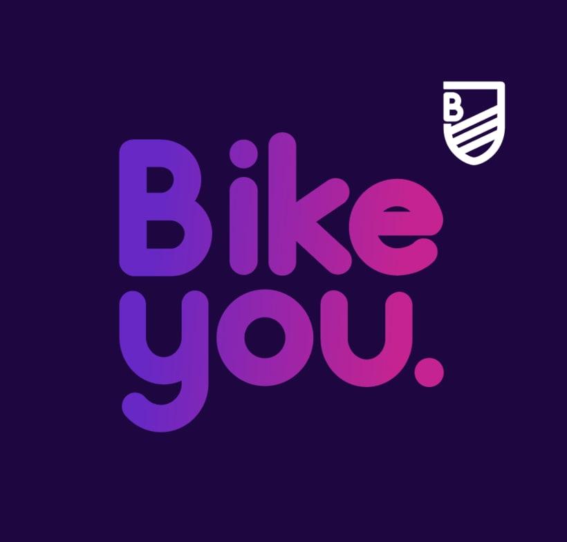 Bike You diseño de marca  0