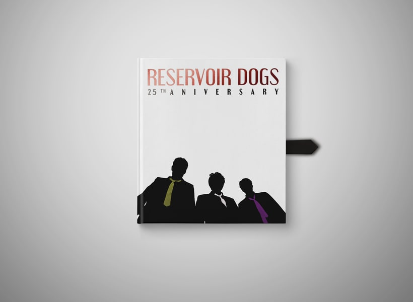 Project Reservoir Dogs 25th Aniversary 1
