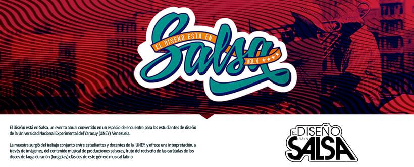 EL DISEÑO ESTÁ EN SALSA - Vol. 4 0