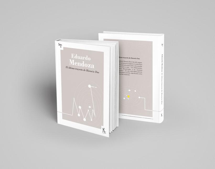 Colección de Libros Eduardo Mendoza 6