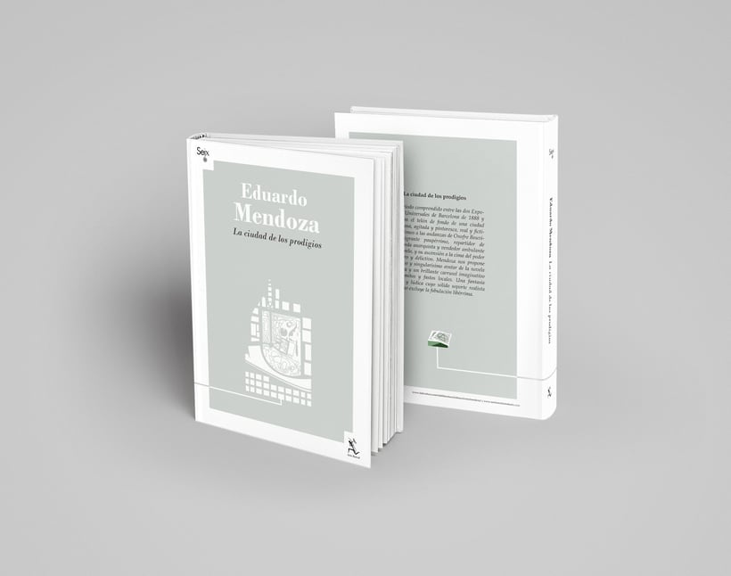 Colección de Libros Eduardo Mendoza 5