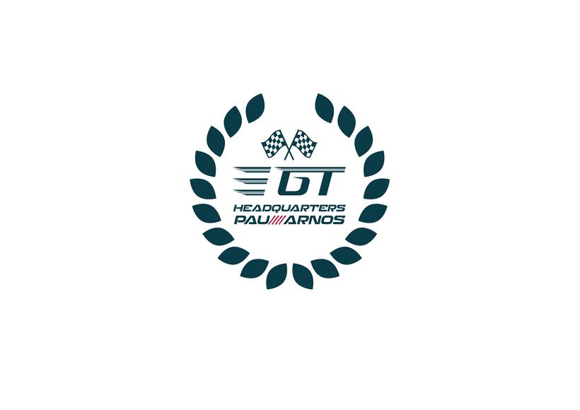 Logotipo para Electric GT Championship Headquarters Pau-Arnos, Francia. -1