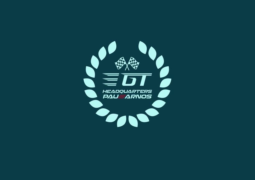 Logotipo para Electric GT Championship Headquarters Pau-Arnos, Francia. 0
