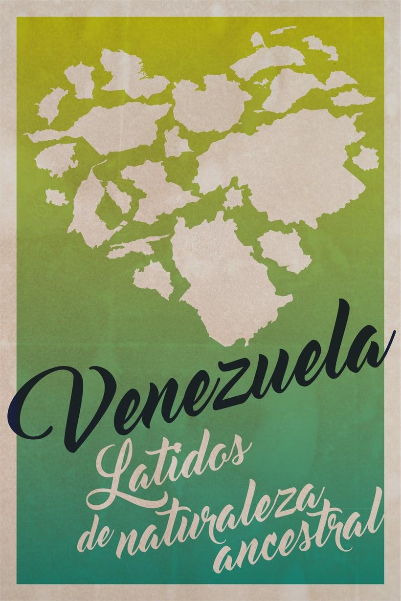Venezuela - Latidos de naturaleza ancestral -1