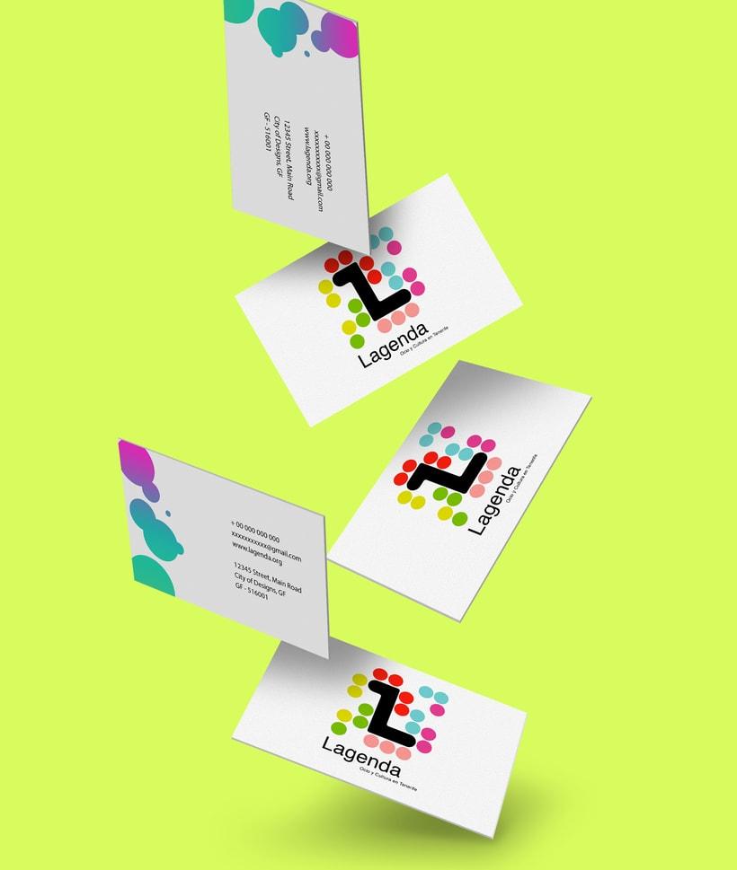 Rebranding y diseño. 2