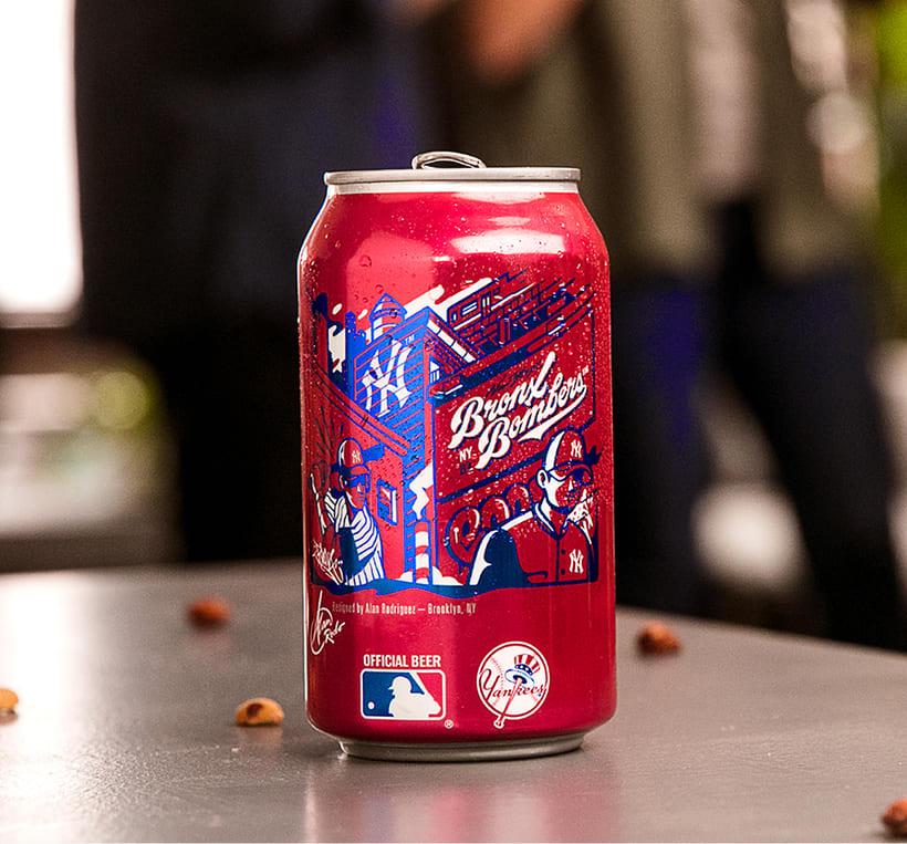 Yankees Budweiser 0