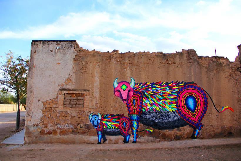 Muros somos: los nuevos muralistas mexicanos 3