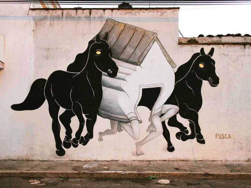 Muros somos: los nuevos muralistas mexicanos 6