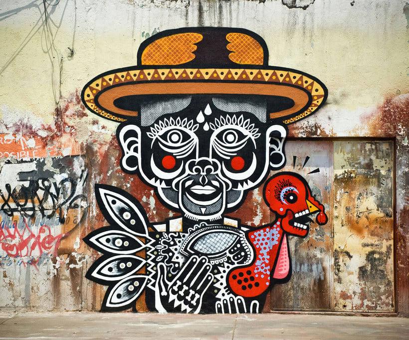 Muros somos: los nuevos muralistas mexicanos 7