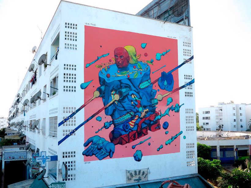 Muros somos: los nuevos muralistas mexicanos 8