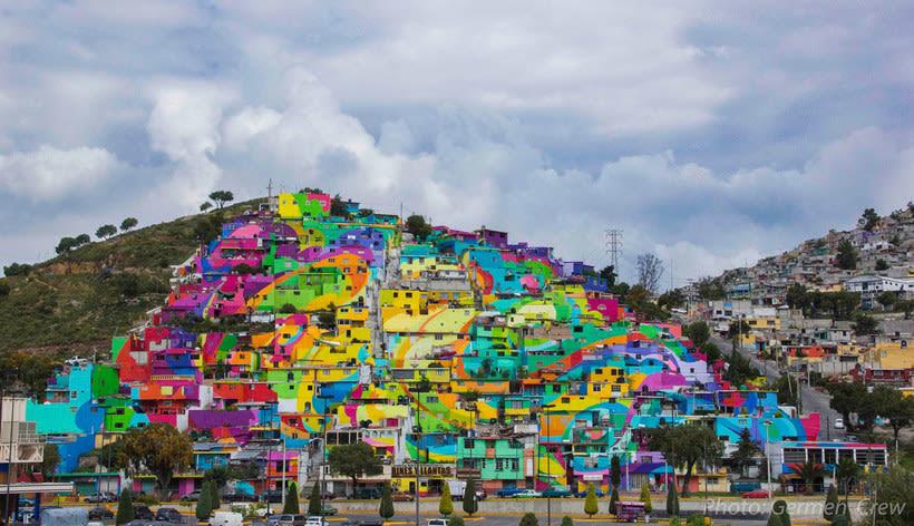 Muros somos: los nuevos muralistas mexicanos 10