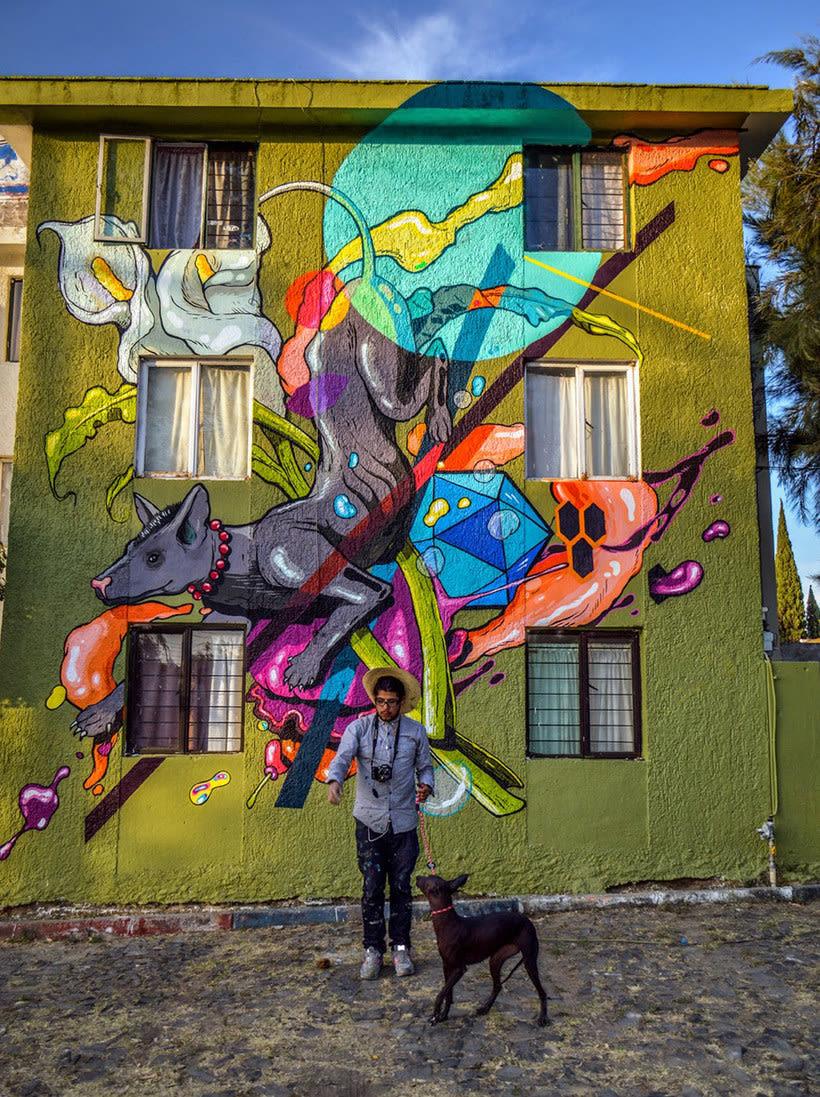 Muros somos: los nuevos muralistas mexicanos 11