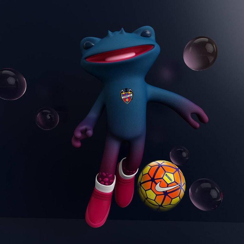 Las ranas futboleras de Aarón Mártinez 6