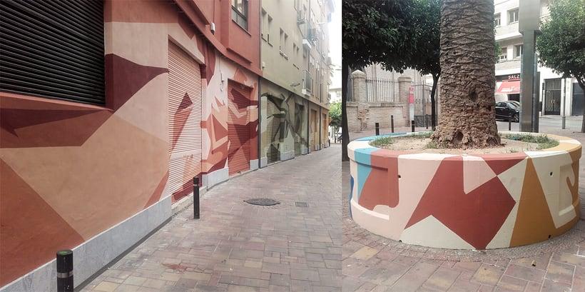 Mural Espacio Agustinas 7