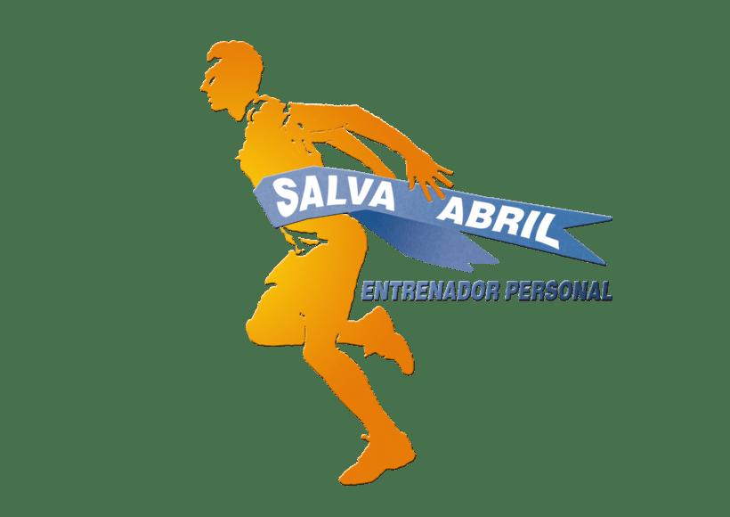 Salva Abril - Imagen corporativa 0