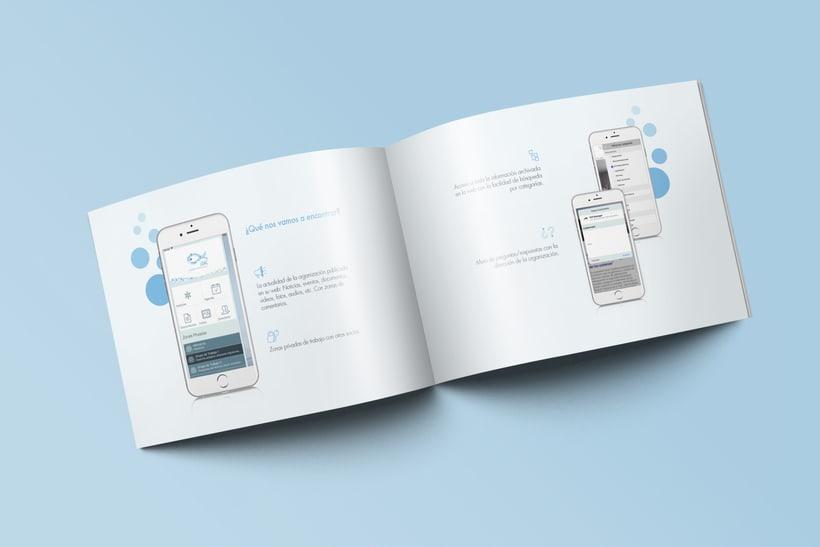 LDAC Diseño de Papelería Institucional y APP 2