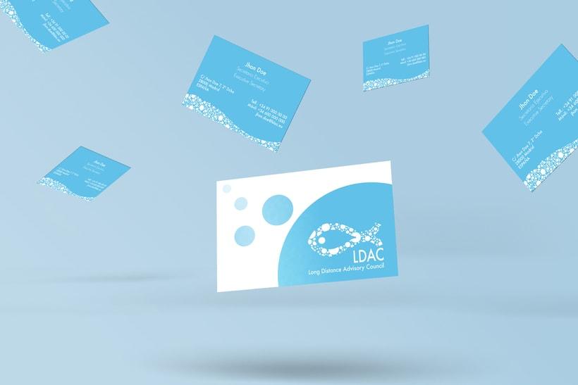 LDAC Diseño de Papelería Institucional y APP 6