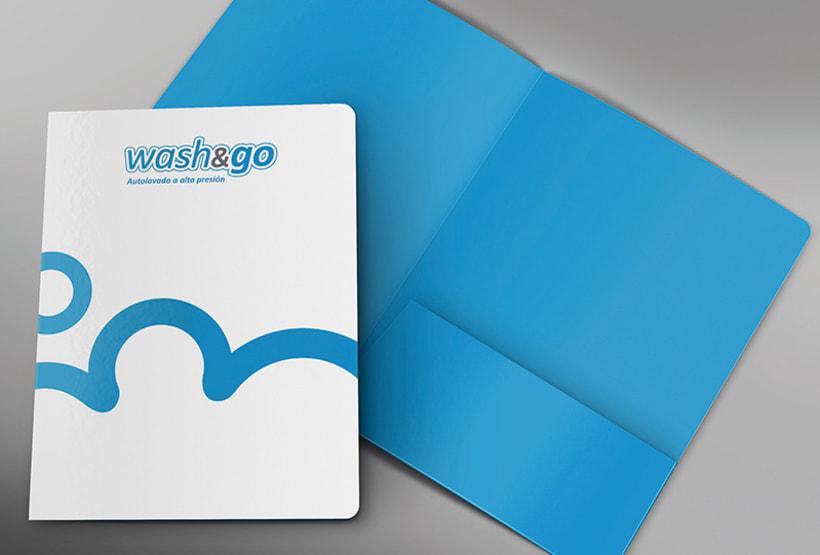 Wash&Go 8