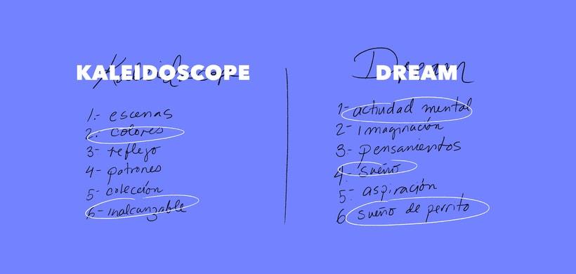 KALEIDOSCOPE DREAM 2