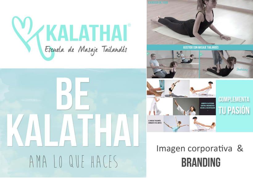 Kalathai - Escuela de Masaje Tailandés 0