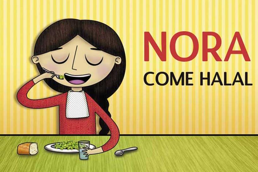 Nora Come Halal 0