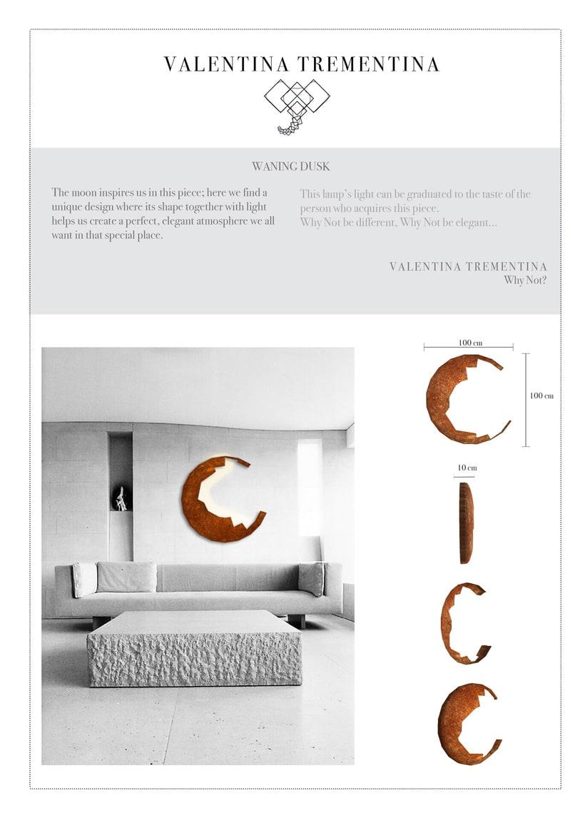 Mi Proyecto del curso: Diseño Industrial: domesticando la luz -1