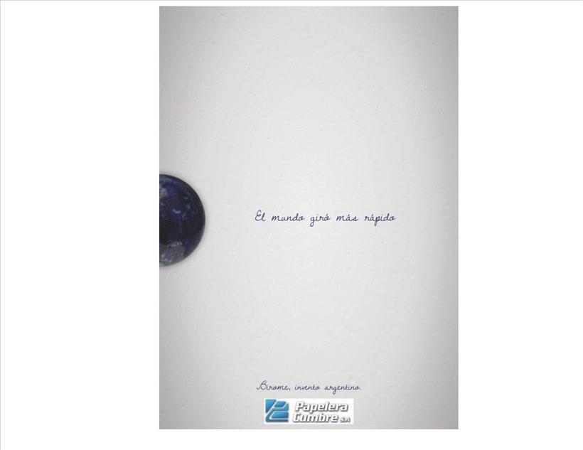 """Gráfica - """"Mundo"""" -1"""