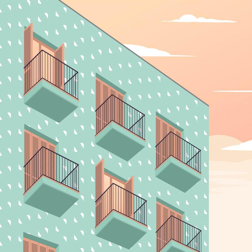 22 Dwellings, 110 rooms -1