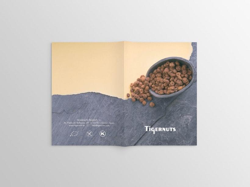 Tigernuts (exportador de chufas) 1