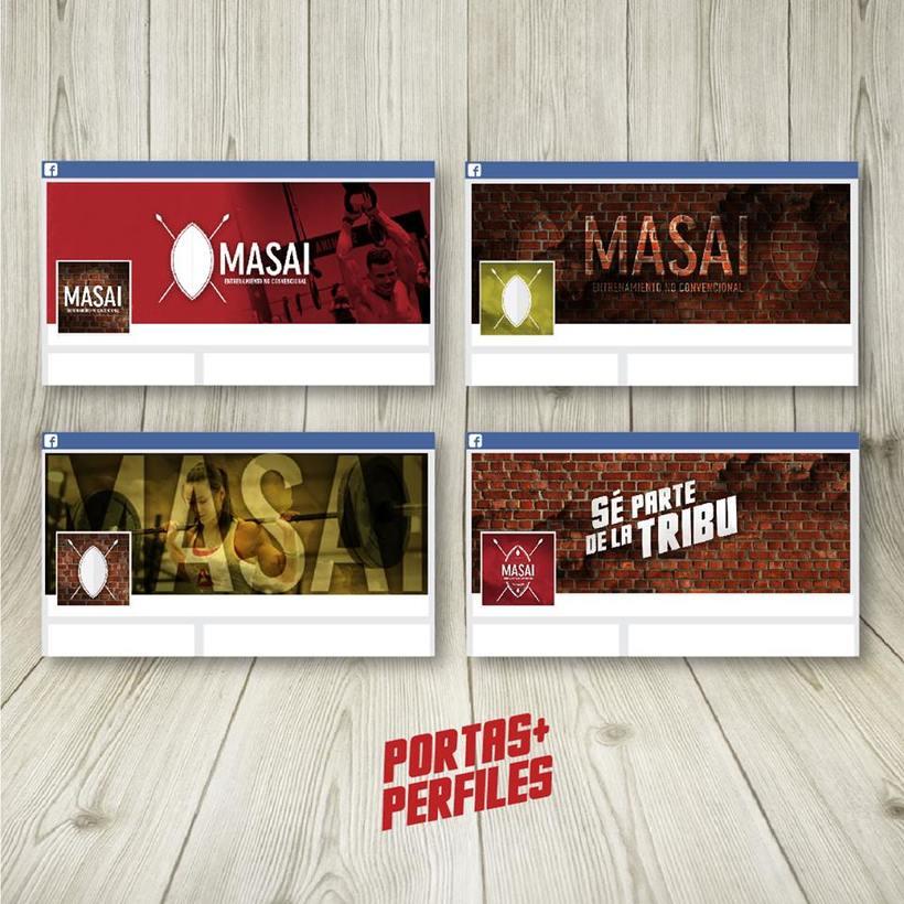 Serie Gráfica - MASAI  3