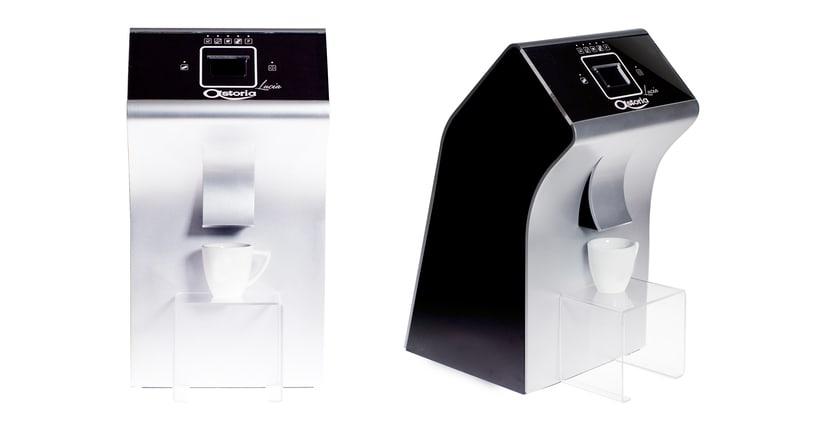 Maquina de Café super automática - Lucía - Astoria  1