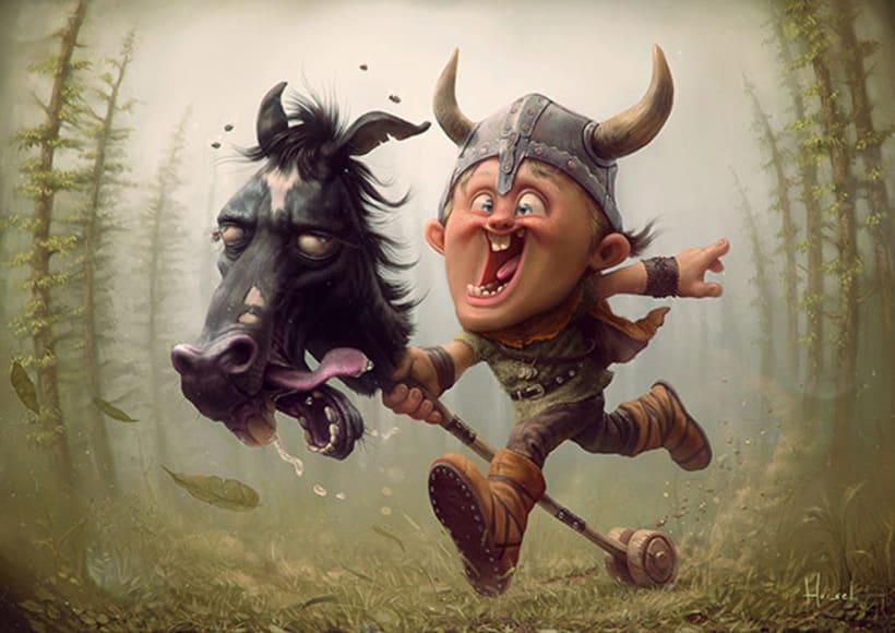 Las divertidas caricaturas de Tiago Hoisel 16