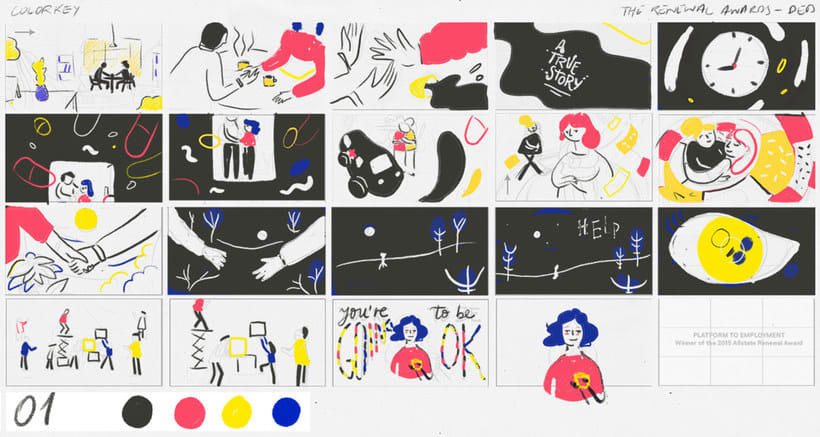 'A True Story', seis historias de animación muy inspiradoras 7
