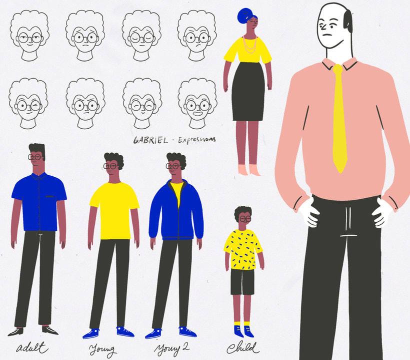 'A True Story', seis historias de animación muy inspiradoras 11