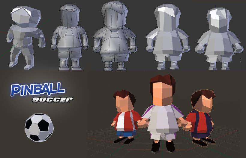 Pinball Soccer -1
