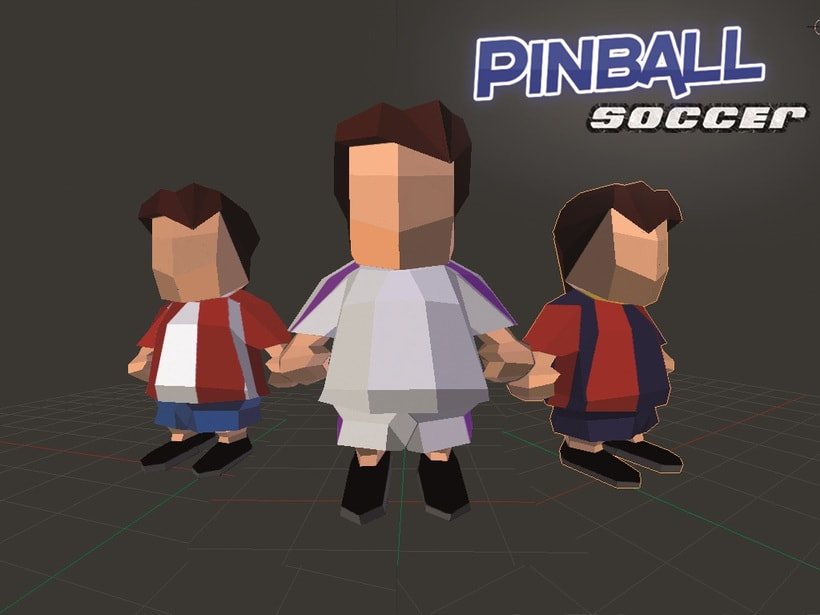 Pinball Soccer 3