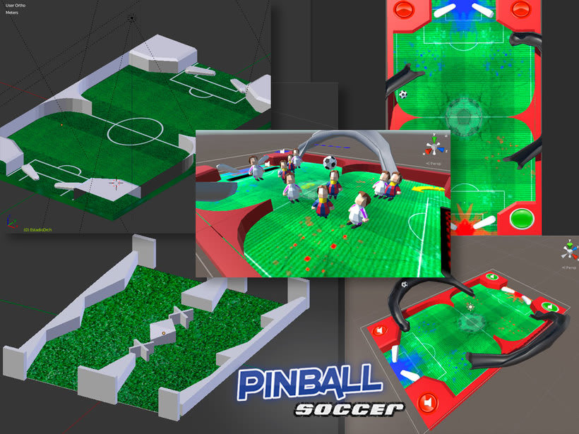 Pinball Soccer 4
